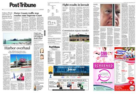 Post-Tribune – October 16, 2018