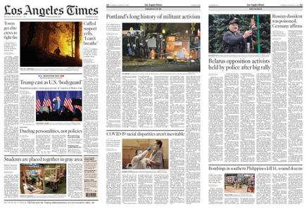 Los Angeles Times – August 25, 2020