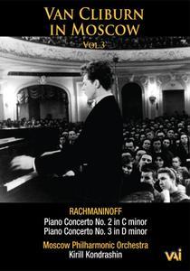 Van Cliburn in Moscow Vol.3 - Rachmaninoff: Piano Concertos Nos.2 & 3 (2008/1958 & 1972)