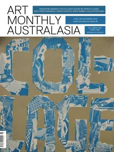 Art Monthly Australasia - Issue 320