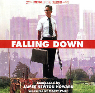 James Newton Howard - Falling Down: Original Motion Picture Soundtrack (1993) Intrada Special Collection Edition 2014