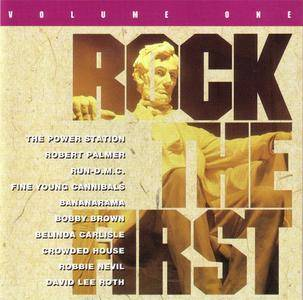 VA - Rock The First Volume One (1992) {Sandstone/DCC} **[RE-UP]**