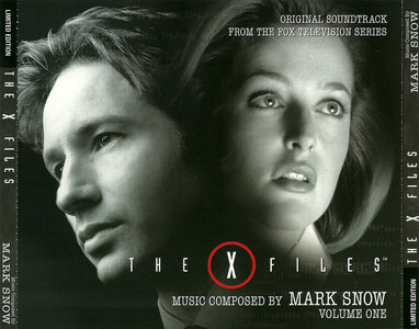 Mark Snow - The X-Files: Original Soundtrack From the Fox Television Series - Volume One (2011) 4CD Limited Editon Box Set