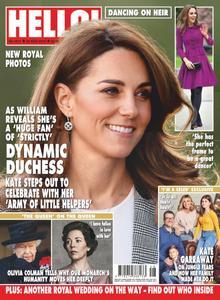 Hello! Magazine UK - 02 December 2019