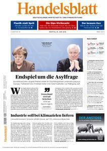 Handelsblatt - 18. Juni 2018
