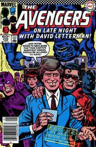 Avengers 239 (1984)