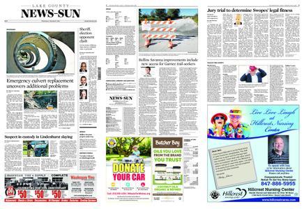 Lake County News-Sun – October 17, 2018