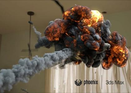 Chaos Group Phoenix FD 3.14.00 for Autodesk 3ds Max