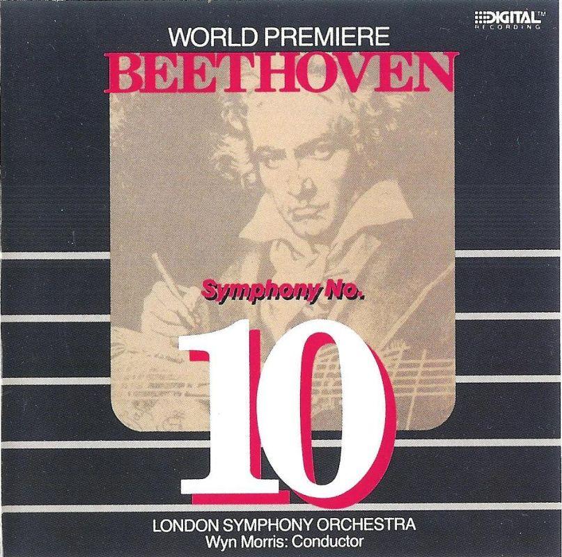 L.Beethoven - Symphony No.10 (Wyn Morris, LSO)