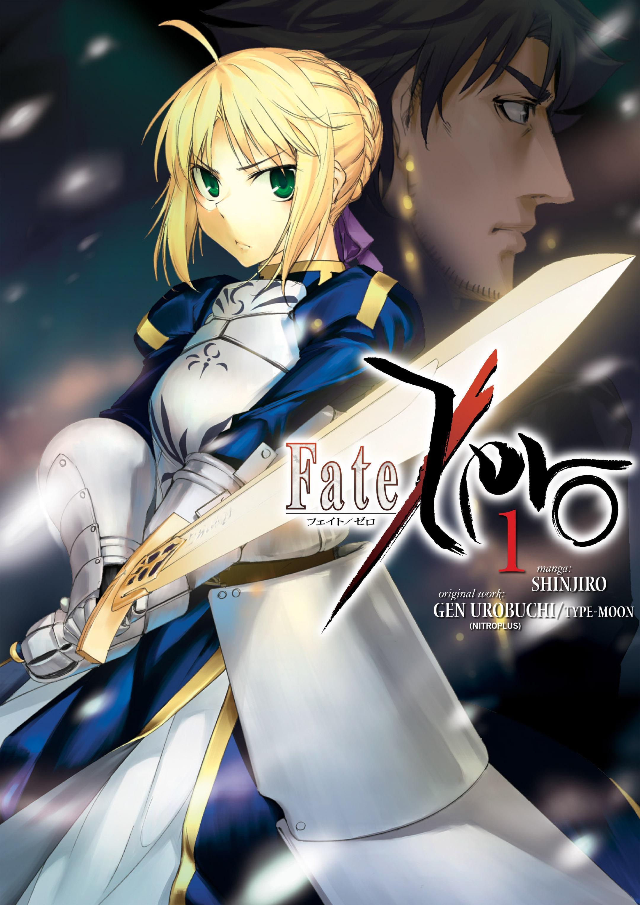 Fate Zero v01 2016 Digital LuCaZ