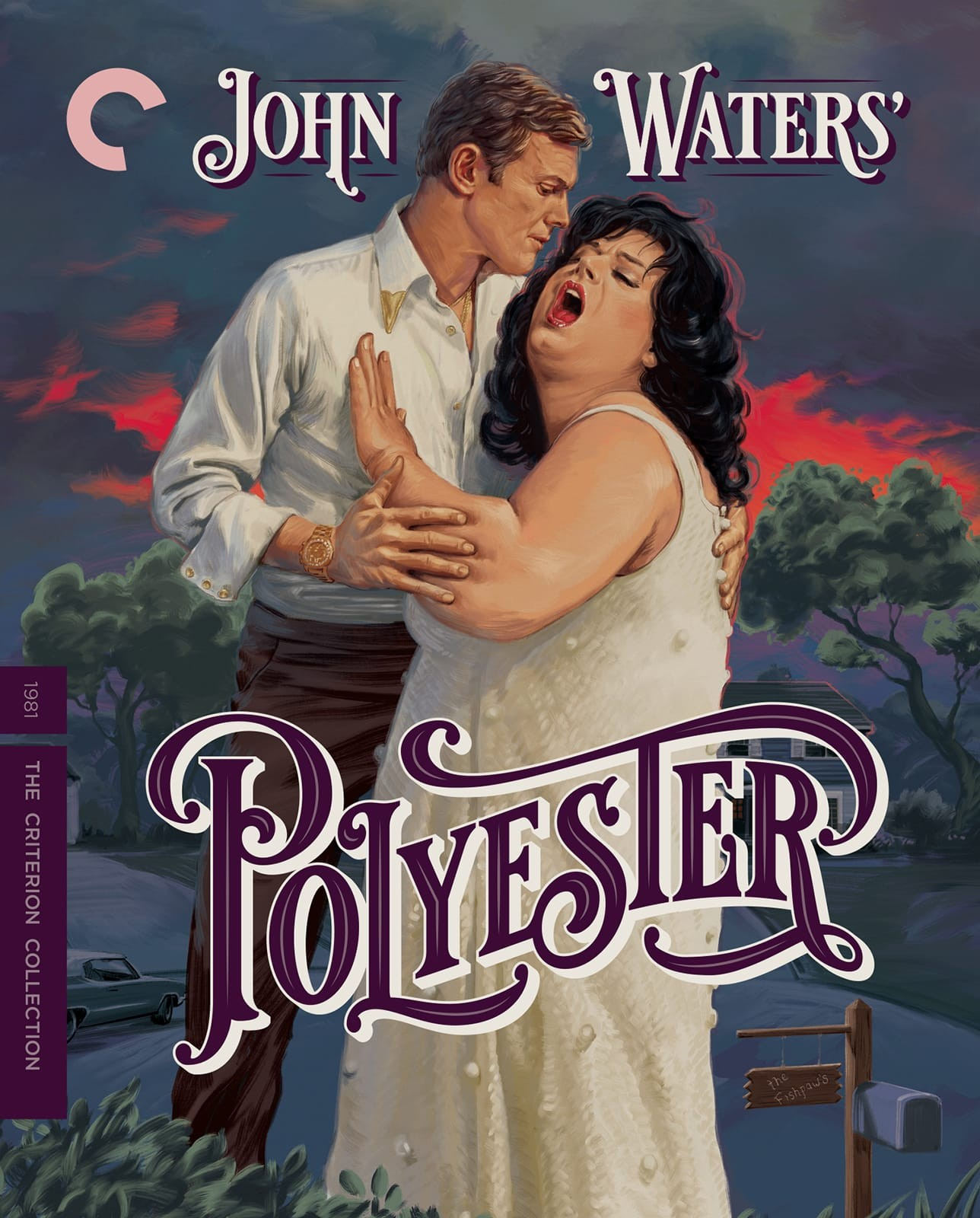 Polyester (1981) [Criterion Collection]