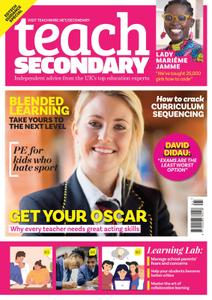 Teach Secondary – January 2021