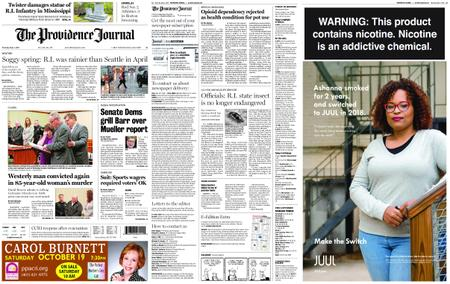 The Providence Journal – May 02, 2019