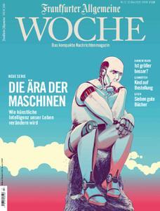Frankfurter Allgemeine Woche - 22. März 2019