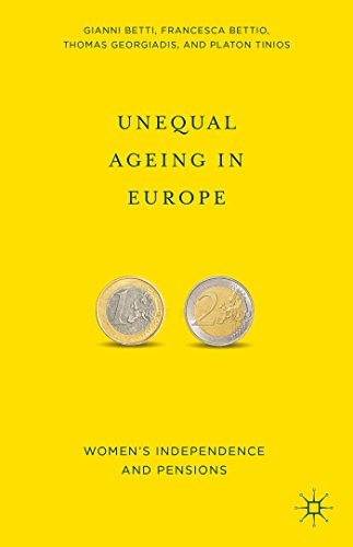 Unequal Ageing in Europe: Women's Independence and Pensions (repost)