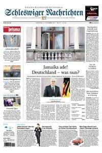 Schleswiger Nachrichten - 21. November 2017