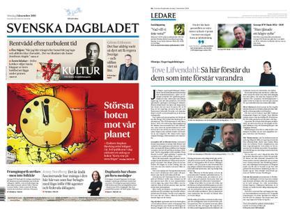 Svenska Dagbladet – 02 december 2018