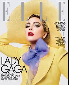Elle USA - December 2019