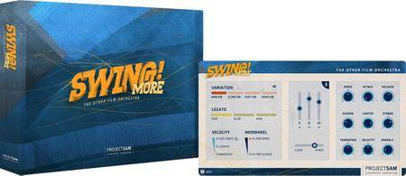 ProjectSAM Swing More! v1.1 KONTAKT