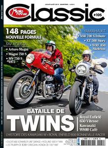 Moto Revue Classic - juillet 2019
