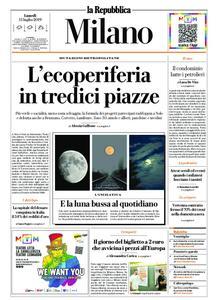 la Repubblica Milano – 15 luglio 2019