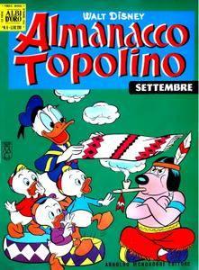 Almanacco Topolino 117 - Topolino e il complotto idro-dinastico (09-1966)