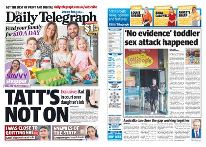 The Daily Telegraph (Sydney) – July 30, 2020