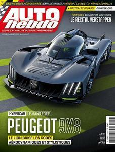 Auto Hebdo - 7 Juillet 2021