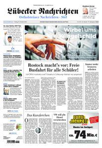 Lübecker Nachrichten Ostholstein Süd - 19. Oktober 2018
