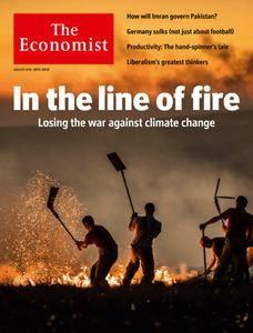 The Economist USA - August 04, 2018