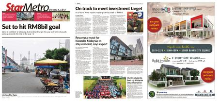 The Star Malaysia - Metro South & East – 21 September 2019