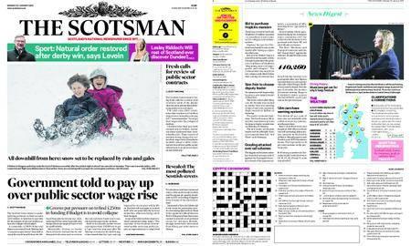 The Scotsman – January 22, 2018