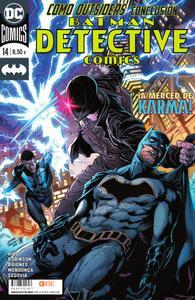 Batman: Detective Comics núm. 14 y 15