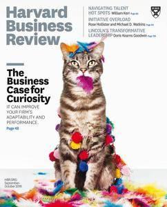 Harvard Business Review USA - September/October 2018