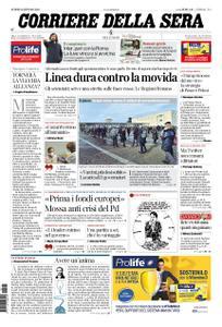 Corriere della Sera – 11 gennaio 2021