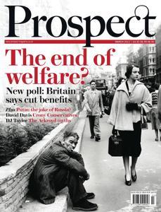 Prospect Magazine - March 2012