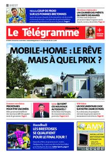 Le Télégramme Landerneau - Lesneven – 11 avril 2021