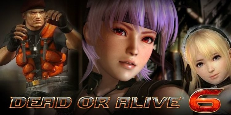 DEAD OR ALIVE 6 (2019) Deluxe Edition