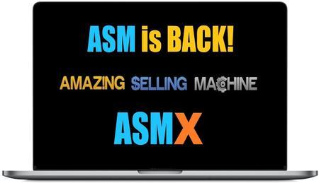 Matt Clark Jason Katzenback - Amazing Selling Machine X