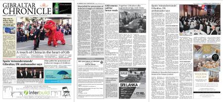 Gibraltar Chronicle – 08 February 2019
