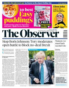 The Observer - May 26, 2019