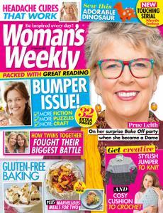 Woman's Weekly UK - 21 September 2021