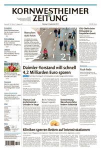 Kornwestheimer Zeitung - 23. September 2019