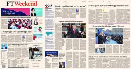 Financial Times Europe – 10 February 2018