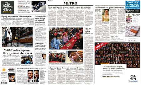 The Boston Globe – February 09, 2019
