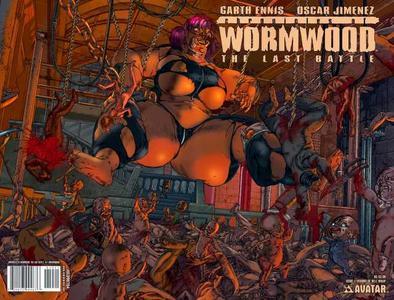 Las Crónicas de Wormwood: La Última Batalla (Completo)