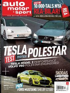 Auto Motor & Sport Sverige – 23 januari 2020