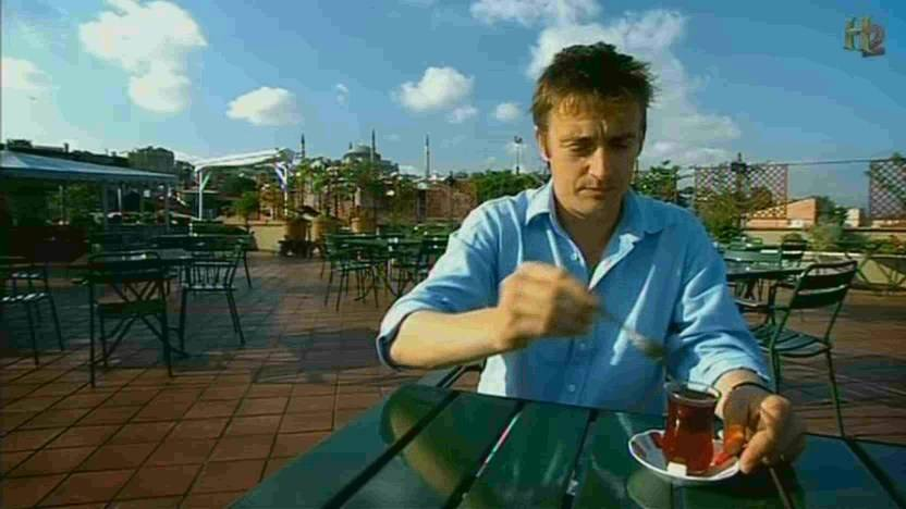 History Channel - Richard Hammond and the Holy Grail (2008)