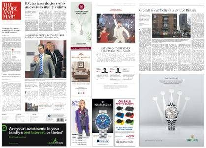 The Globe and Mail – December 14, 2017