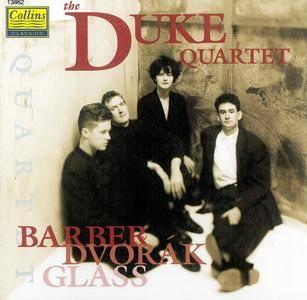 The Duke Quartet - Samuel Barber, Antonin Dvorak, Philip Glass: String Quartets (1993) [Re-Up]